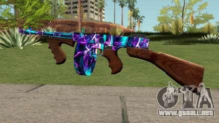 M1927 Call of Duty Black Ops 3 Zombies para GTA San Andreas