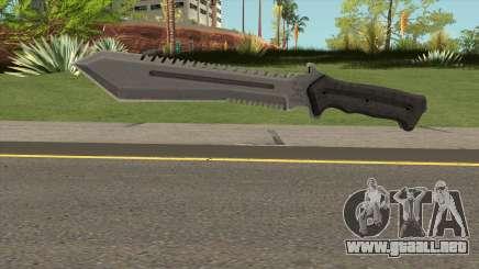 Bowie M48 para GTA San Andreas