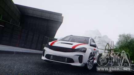 KIA CEED SW LPcars para GTA San Andreas
