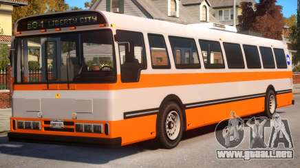 GTA V Style Bus para GTA 4