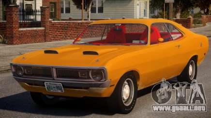 1971 Dodge Demon v1.2 para GTA 4