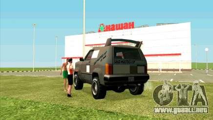 La vida 1.0 (GTA Penal de Rusia) para GTA San Andreas