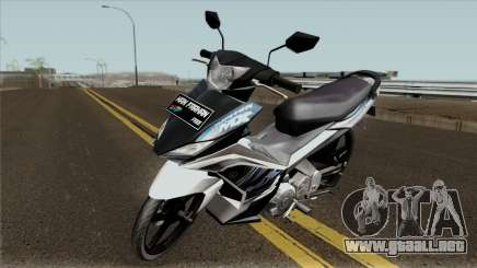New Jupiter MX STD para GTA San Andreas