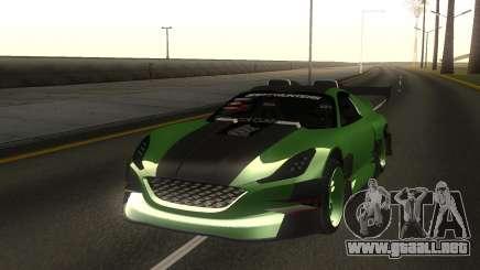 Toyota Supra Tuning para GTA San Andreas