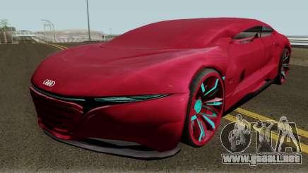 Audi A9 Custom Concept para GTA San Andreas