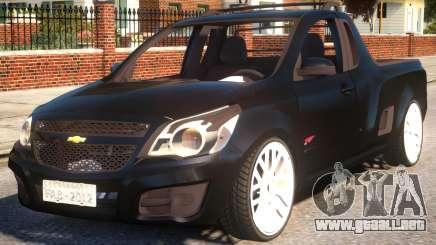Chevrolet Montana Sport para GTA 4