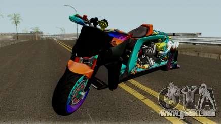 Far Concept Hyperbike Engine Ford v8 para GTA San Andreas