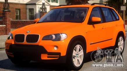 BMW X5 E70 V1.1 para GTA 4