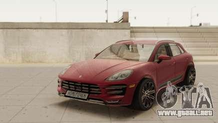 Porsche Macan [ver. 1.0] para GTA San Andreas