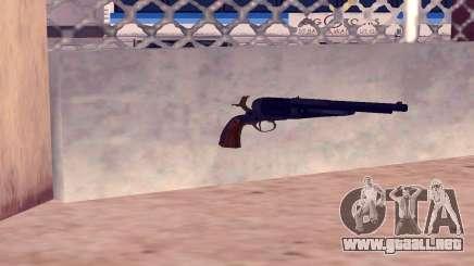 Revólver Ranger para GTA San Andreas