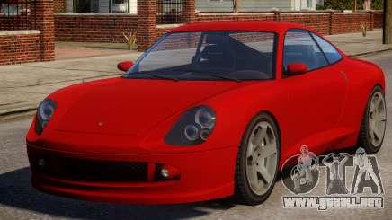 Porsche Mod para GTA 4
