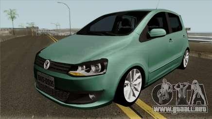 Volkswagen Fox 4P 2012 para GTA San Andreas
