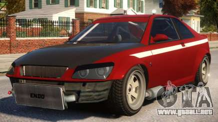 New Sultan RS para GTA 4