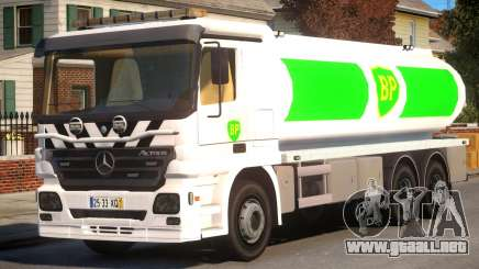 Mercedes-Benz BP Gas Fuel para GTA 4