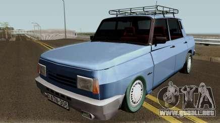 Wartburg 1300 (1989) para GTA San Andreas