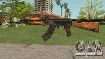 Escape From Tarkov AKM para GTA San Andreas