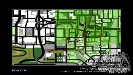 Shell Gas Station Updated para GTA San Andreas tercera pantalla