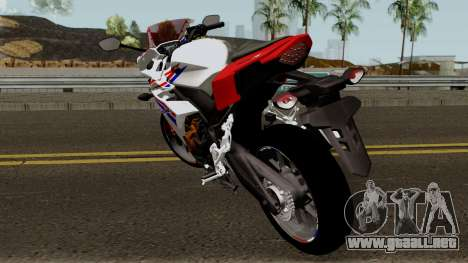 Honda CBR500R 2018 para GTA San Andreas