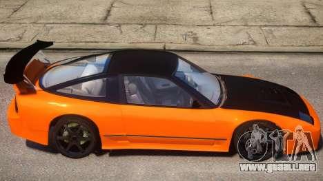 Nissan 240SX Stock para GTA 4