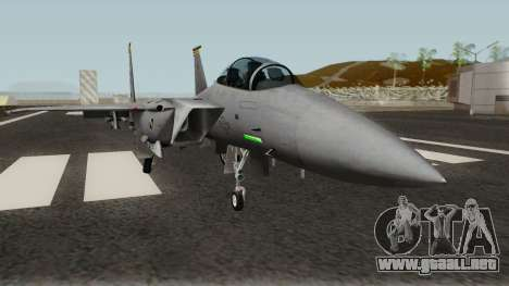 Boeing F-15E Strike Eagle para GTA San Andreas