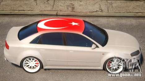 Audi RS4 PJ2 para GTA 4