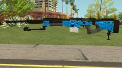 Rules Of Survival Sniper Rifle para GTA San Andreas