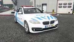 BMW 530d Touring (F11) Portuguese Police v1.1 para GTA 5