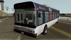 Brute Metrobus (GTA V Style) para GTA San Andreas