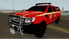 Ford Ranger 2015 CBMRS para GTA San Andreas