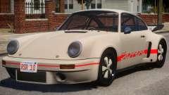 1974 Porsche 911 PJ4 para GTA 4