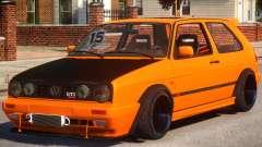 Volkswagen Golf Street para GTA 4