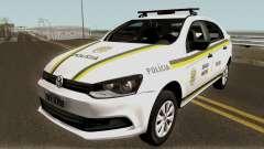 Volkswagen Voyage Brazilian Police para GTA San Andreas