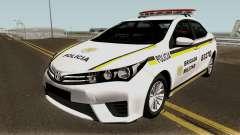Toyota Corolla Brazilian Police para GTA San Andreas