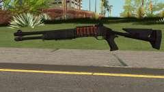 COD: Modern Warfare Remastered M1014 para GTA San Andreas