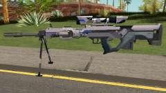 QBU-80 from Knives Out para GTA San Andreas