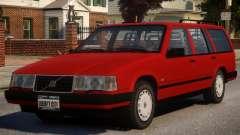 Volvo 940 Wagon US Spec para GTA 4