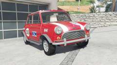 Austin Mini Cooper S (ADO15) 1965 [add-on] para GTA 5