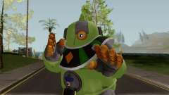 DBS God of Destruction Mosco para GTA San Andreas