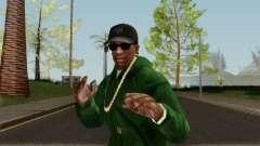 Watch Dogs Cap for CJ para GTA San Andreas