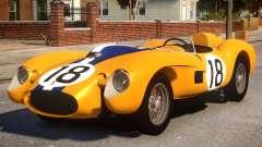 1957 Ferrari Testa Rossa PJ1