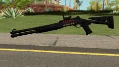 Benelli M4 para GTA San Andreas