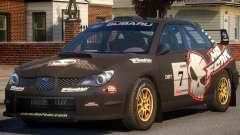 Subaru Impreza WRX STi PJ2