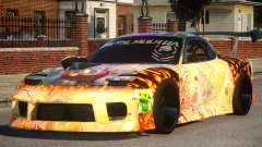 Mad Mike RX-7 PJ2 para GTA 4