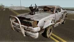 Argent Cavalier para GTA San Andreas