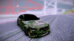 BMW M5 E60 Camo para GTA San Andreas