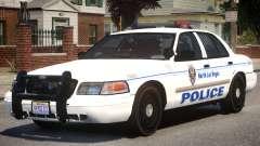 Ford CV Police para GTA 4