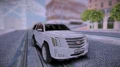 Cadillac Escalade Stock para GTA San Andreas