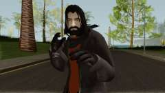 The Walking Dead Jesus Comic para GTA San Andreas