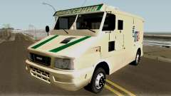 Iveco Armored Car