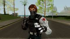 Winter Soldier From Marvel Strike Force para GTA San Andreas